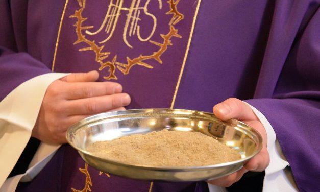 Orędzie Ojca Świętego Franciszka na Wielki Post 2021