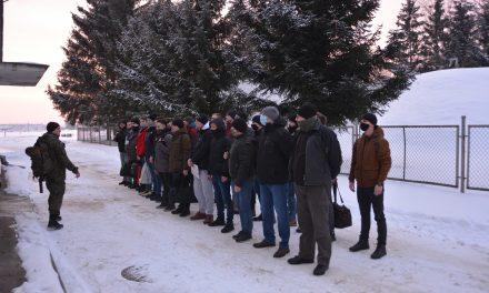 Nowi ochotnicy rozpoczęli szkolenie w 5 Mazowieckiej Brygadzie OT