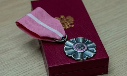 Medale dla złotych par
