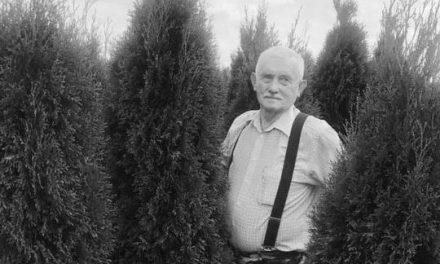 Zmarł znany ogrodnik Jan Tkaczyk