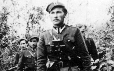 """Dziś 70. rocznica śmieci st. sierż. Mieczysława Dziemieszkiewicza """"Roja"""""""