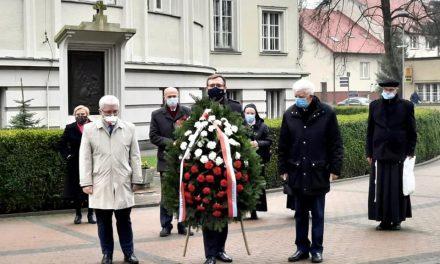W Niepokalanowie uczcili pamięć o śp. senator Janinie Fetlińskiej