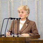 W Niepokalanowie upamiętnią śp. senator Janinę Fetlińską