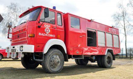 System powiadamiania telefonicznego PAS OSP w strażnicy w Bądkowie