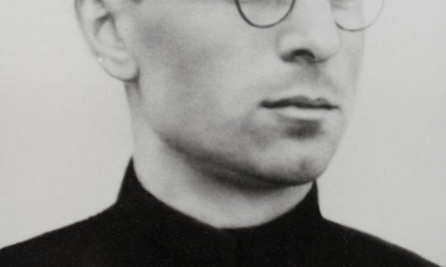 O. Bernard Kryszkiewicz bliżej ołtarzy