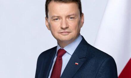 Minister Obrony Narodowej odwiedzi Ciechanów