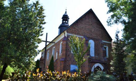 Zaszczep się na Mazowszu: Tym razem mobilny punkt szczepień na terenie ciechanowskiej parafii św. Tekli