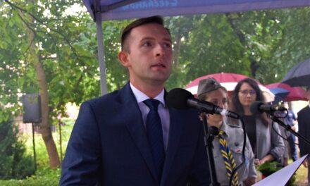 """Grożą prezydentowi Ciechanowa śmiercią.  """"Nikt mnie nie przestraszy"""" – odpowiada Krzysztof KosIński"""