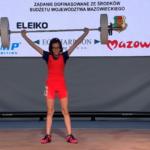 W Ciechanowie trwają Mistrzostwa Europy Juniorów w podnoszeniu ciężarów