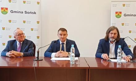 Gazyfikacja gminy Sońsk. Umowa podpisana