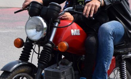 Do Ciechanowa zjadą zabytkowe motocykle z całej Polski