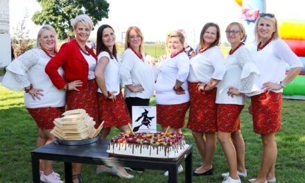 KGW Czarownice świętowało Jubileusz 10-lecia