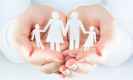 Rodzina z małymi dziećmi potrzebuje pomocy