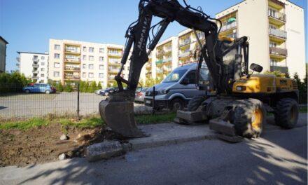 Ciechanów: Więcej miejsc parkingowych i szersze drogi na osiedlu Aleksandrówka