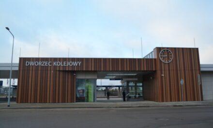 Ciechanów: Dworzec PKP będzie miał patrona