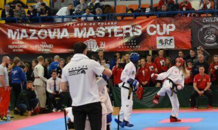 XV Międzynarodowy Turniej Taekwon-do w Ciechanowie