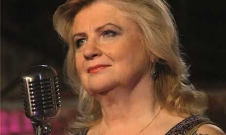 Stanisława Celińska na ciechanowskich Senioraliach